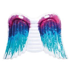 INTEX Angel Wings - Φουσκωτό Φτερά Αγγέλου Με Λαβές - 251X160εκ. 58786 6941057413440