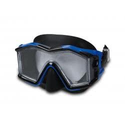 INTEX Silicon Aqua Pro Swim Set - Επαγγελματική Μάσκα Explorer Pro - 2 Σχέδια 55982 6941057403540