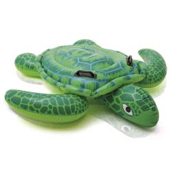 INTEX Lil Sea Turtle Ride On 150X127 Cm 57524 6941057457529