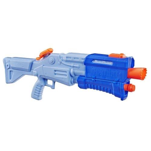 Hasbro Nerf Super Soaker Fortnite Tactical Shotgun Νεροπίστολο E6876 5010993606764