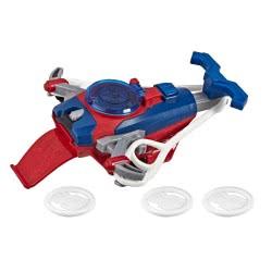 Hasbro Spider-Man Movie Web Shooter Gear Disc Slinger E3566 / E4129 5010993555352