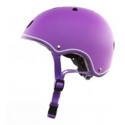 Globber Helmet Junior - Violet : XS/S ( 51-54 Cm ) 500-103 3429325001030