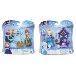 Hasbro Frozen Small Doll Και Acc B5188 / ASST 5010994945534