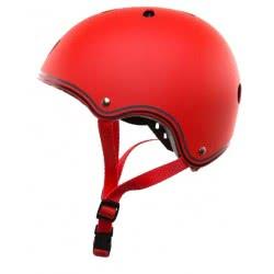 Globber Helmet Junior - New Red : XS/S ( 51-54 Cm ) - Κόκκινο 500-102 3429325001023