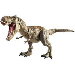 Mattel Jurassic World T-Rex Δεινόσαυρος Με Κινούμενη Ουρά Και Κεφάλι GCT91 887961734768