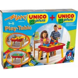 ANDRONI Maxi Unicoplus Play Table Τραπεζάκι Με Τουβλάκια 8805-0000 8000796088055