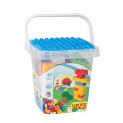 ANDRONI Unicoplus Container Bucket With 50 Boxes 8508-0000 8000796085085