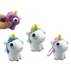 OEM Keyring Total Gift Antistress Unicorn 1 Piece XL1112 8051160411399