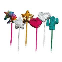 OEM Total Gift Pen Antistress Unicorn - 6 Designs XL1171 8051160413706