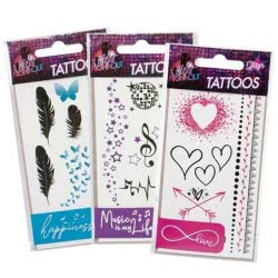 OEM Trend Αυτοκόλλητα Girls Night Out Tattoos - 3 Σχέδια 947949 4032722947949