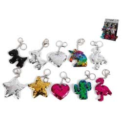 OEM Total Gift Keychain Glam Mix Colors 1 Piece XL1173 8051160413720