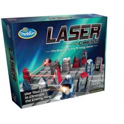 ThinkFun Παιχνίδι Στρατηγικής Laser Chess 001034 019275010348