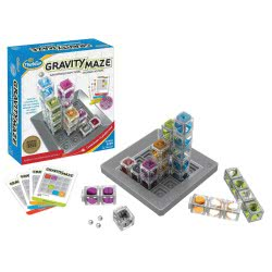 ThinkFun Παιχνίδι Λογικής Gravity Maze 001006 019275010065