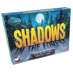 ThinkFun Logic Game Shadows In The Forest 001052 019275010522