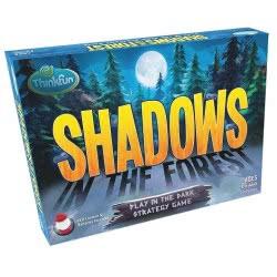 ThinkFun Παιχνίδι Στρατηγικής Shadows In The Forest 001052 019275010522