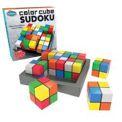 ThinkFun Σπαζοκεφαλιά Color Cube Sudoku 001560 019275015602