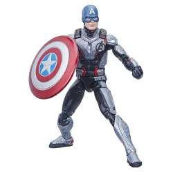 Hasbro Avengers Marvel Legends Captain America Φιγούρα 15 Εκ. E0490 / E3965 5010993579273