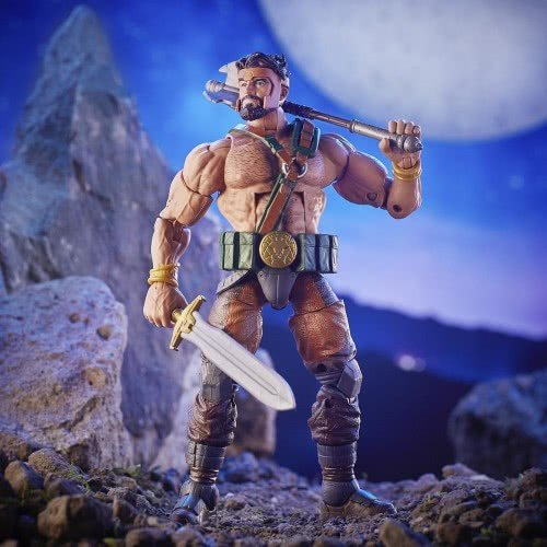Hasbro Avengers Marvel Legends Hercules Figure 15 Cm E0490