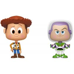 Funko VYNL! Toy Story - Woody And Buzz Lightyear Figure UND37005 889698370059