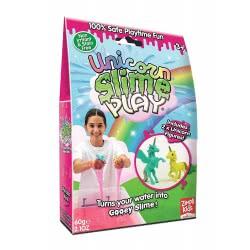 Gialamas Unicorn Slime Play 60Gr Φούξια Με 2 Φιγούρες Μονόκερους ZK005927 / 5923 813974022639