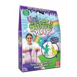 Gialamas Slime Play Unicorn 60Gr Purple With 2 Unicorn Figures ZK005927 / 5925 813974022646