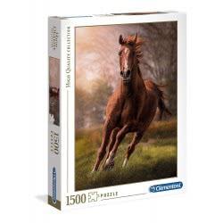 Clementoni Παζλ 1500 H.Q. Το Άλογο 1220-31811 8005125318117