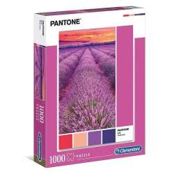Clementoni Παζλ 1000 Pantone Vivid Viola 1260-39493 8005125394937