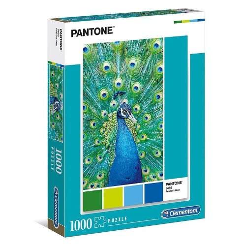 Clementoni Παζλ 1000 Pantone Goji Berry 1260-39495 8005125394951