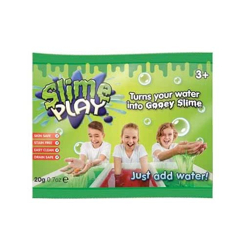 Gialamas Slime Play 20Gr Turn Your Water Into Gooey Slime ZK006049 813974022868