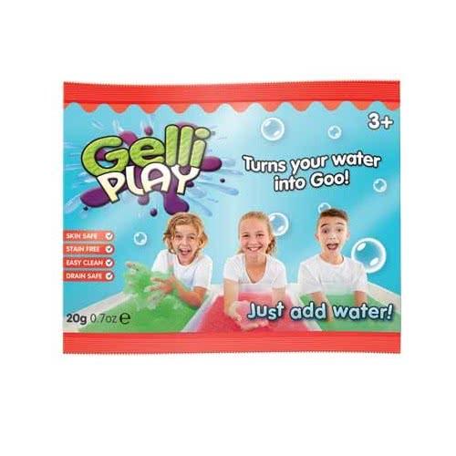 Gialamas Gelli Play 20Gr Turn Your Water Into Goo ZK005474 813974022875