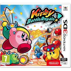 Nintendo 3DS Kirby Battle Royale 045496476861 045496476861