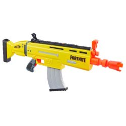 Hasbro NERF Fortnite AR-L Elite Dart Blaster E6158 5010993606153