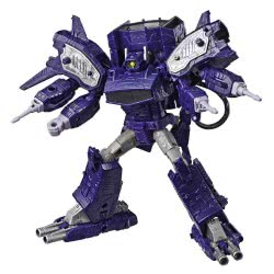Hasbro Transformers Generations War For Cybertron: Siege Leader Class WFC-S14 Shockwave E3419 / E3576 5010993550739