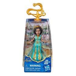 Hasbro Disney Aladdin Jasmine In Teal Dress  E5489 / E6425 5010993588756