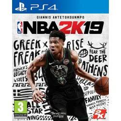 2K Games PS4 NBA 2K19 Standard Edition (English) 5026555424783 5026555424783