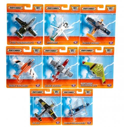 MATCHBOX Αεροπλανάκια 68982 026676689820