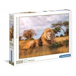 Clementoni Puzzle 1000 Pieces H.Q. The King 1220-39479 8005125394791