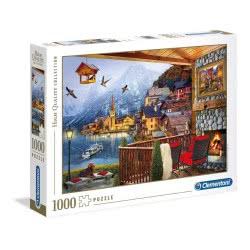 Clementoni Puzzle 1000 Pieces H.Q. Hallstadt 1220-39481 8005125394814