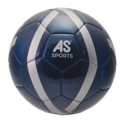 As company Μπάλα Ποδοσφαίρου Δερμάτινη Μεταλλιζέ Mega Pixels 5001-15978 5203068159788