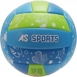 As company Leather Ball Volley Doodles 5001-51029 5203068510299