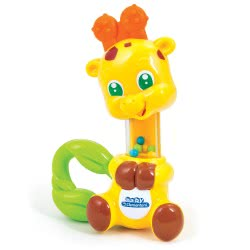 Clementoni baby Giraffe Rattle Up And Down 1000-14994 8005125149940