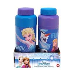 As company Disney Frozen Σαπουνόφουσκες Διπλό Μεγάλα Μπουκαλάκια 5200-01327 5203068013271