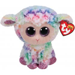 ty Beanie Boos Χνουδωτό Πρόβατο Πολύχρωμο Παστέλ 15 Εκ. 1607-37274 008421372744
