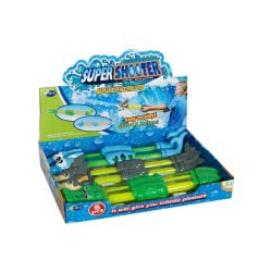 Christakopoulos Super Shooter Gun Shark - Dolphini - Crocodile - 3 Designs 20512 5212007546275