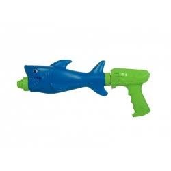 Christakopoulos Super Water Pump Shark - 2 Colours 20583 5212007556304