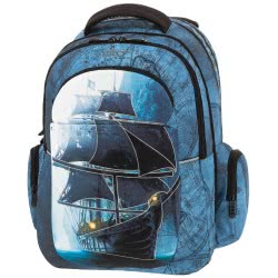 POLO Backpack Expand Glow (P.R.C.) Ship - Colour 09 901254-09 5201927101077
