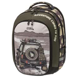 POLO Backpack Vision Glow (P.R.C.) Jeep - Colour 07 901255-07 5201927101121