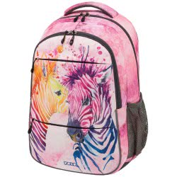 POLO Backpack Loqi Zebras 2019 - Colour 16 901257-16 5201927101244