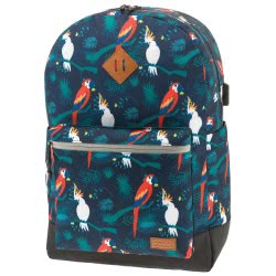 POLO Backpack Reflective Flowers 2019 - Colours 61 901244-61 5201927102241