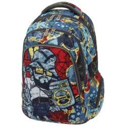 POLO Backpack Multi-Compartment Chroniq Rapper 2019 - Colour 03 901258-03 5201927101312